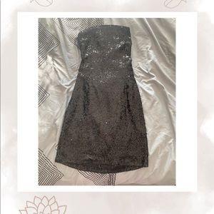 Boohoo Sequins Dress